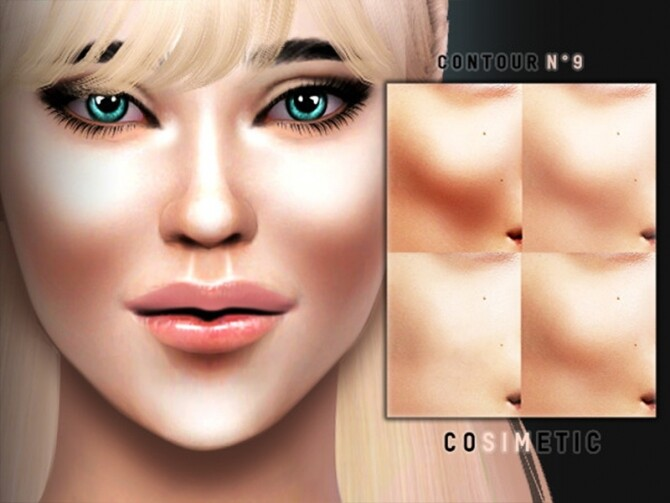 Contour N9 by cosimetic at TSR image 2019 670x503 Sims 4 Updates