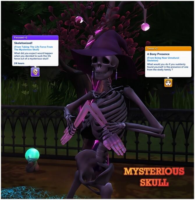 GLOWY TREES at Icemunmun image 2028 670x690 Sims 4 Updates
