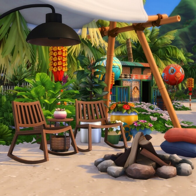 Rock'n Rockers Collection of 12 Rocking Chairs at Simsational Designs image 2043 670x670 Sims 4 Updates