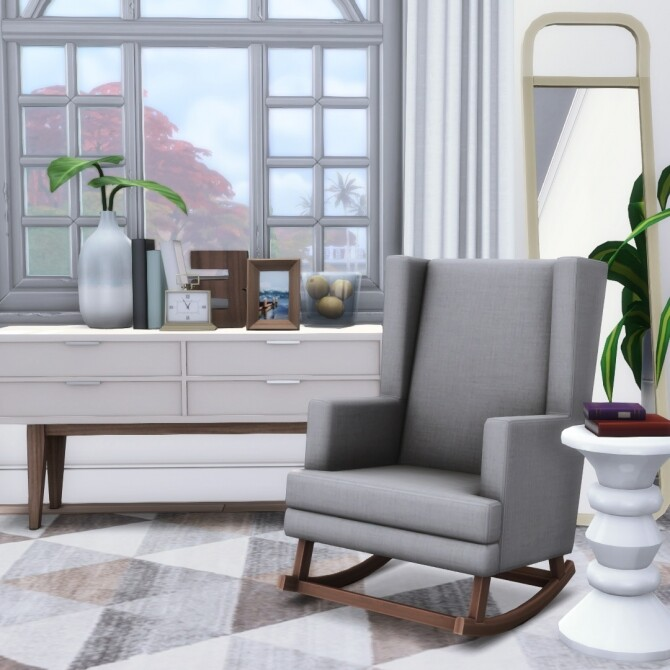 Rock'n Rockers Collection of 12 Rocking Chairs at Simsational Designs image 2053 670x670 Sims 4 Updates