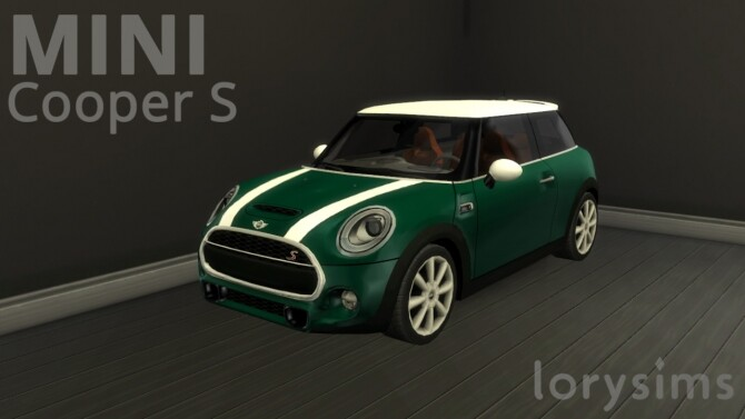 MINI Cooper S by LorySims