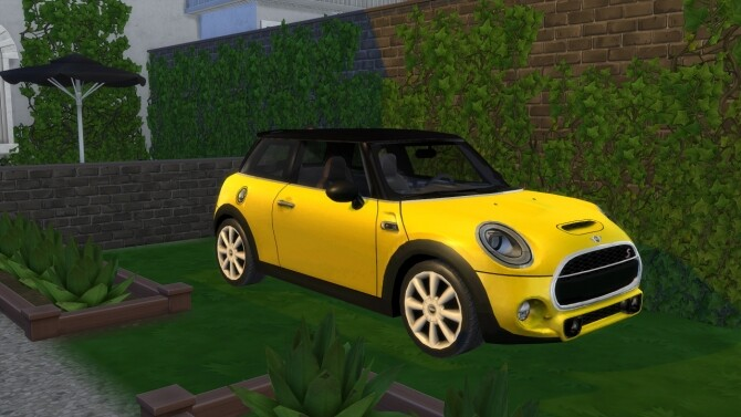 MINI Cooper S at LorySims image 2065 670x377 Sims 4 Updates