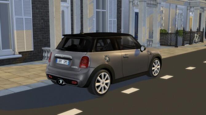 MINI Cooper S at LorySims image 2075 670x377 Sims 4 Updates