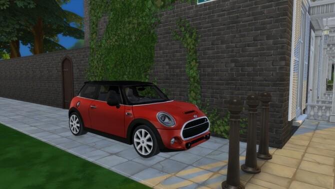 MINI Cooper S at LorySims image 2085 670x377 Sims 4 Updates