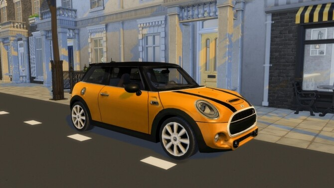 MINI Cooper S at LorySims image 2095 670x377 Sims 4 Updates