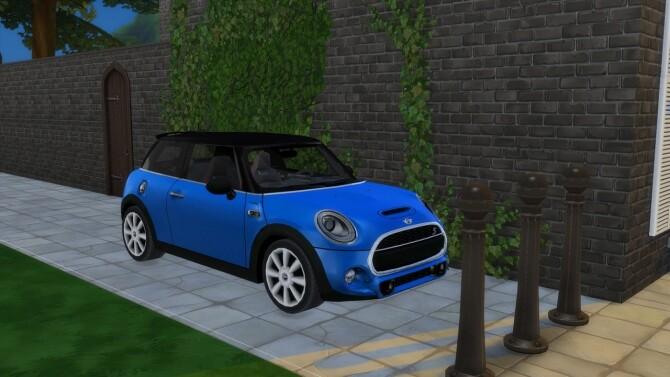 MINI Cooper S at LorySims image 21012 670x377 Sims 4 Updates