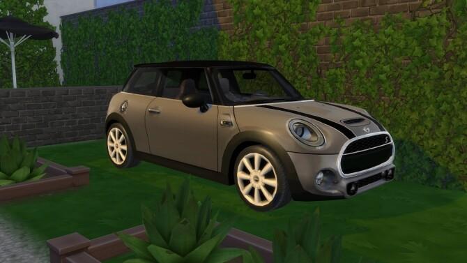 MINI Cooper S at LorySims image 21113 670x377 Sims 4 Updates