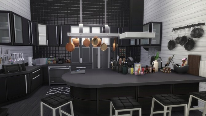 An Artist Luxury Apartment by MarVlachou