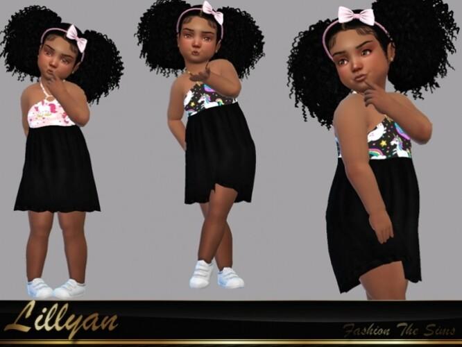 Dress Samanta baby by LYLLYAN