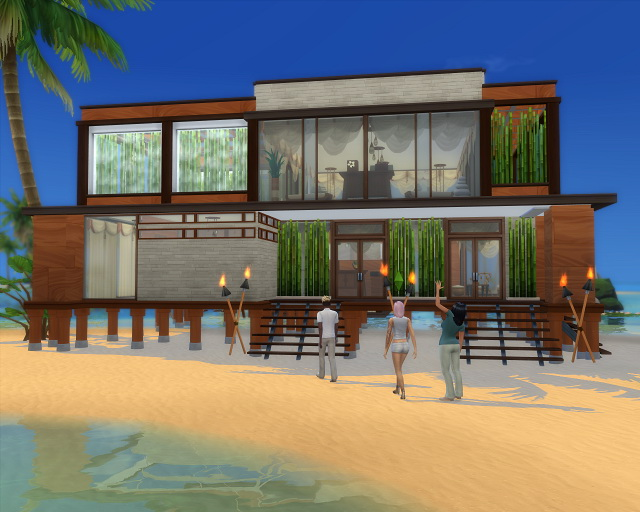 Sims 4 Sulani Spa by Blackbeauty583 at All 4 Sims