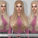 Delly Hair by JavaSims