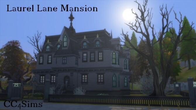 Laurel Lane Mansion by Christine