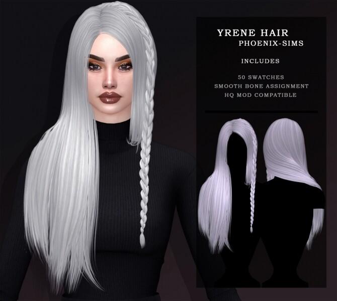 YRENE SANA HELYS HAIRS