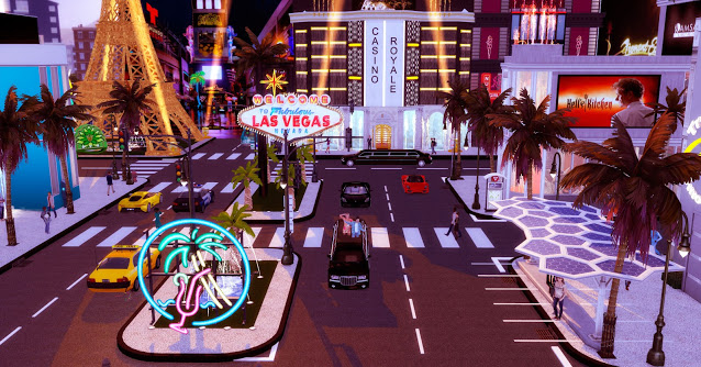 Sims 4 Las Vegas Nevada at Lily Sims