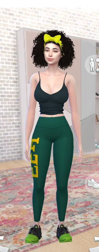 Sims 4 Kaycee Franko by Jonabelorio at L'UniverSims