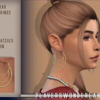 Liar Earrings by PlayersWonderland