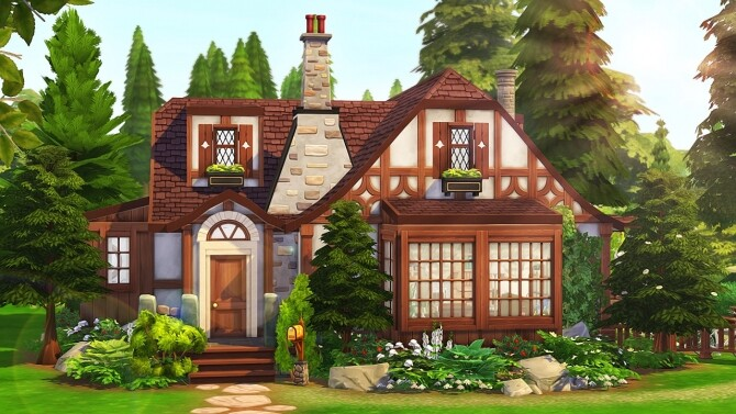 PERFECT COZY FAMILY COTTAGE