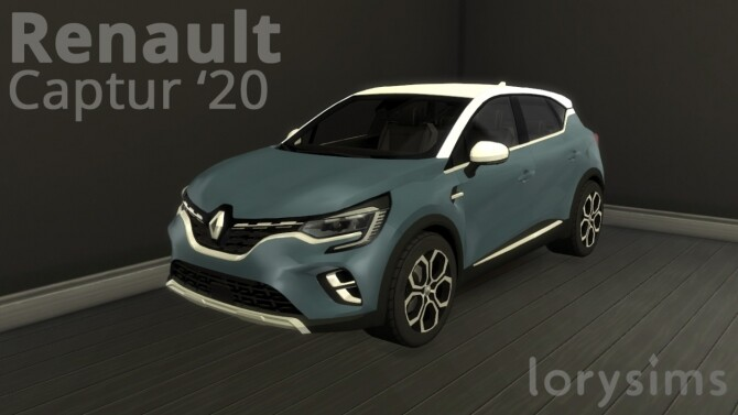 Renault Captur 2020 by LorySims