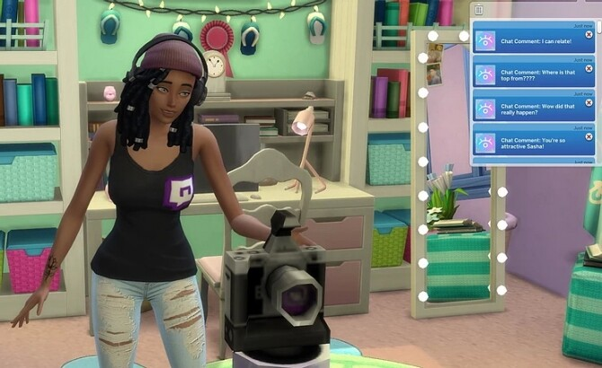 Sims 4 Switch Streaming Mod at KAWAIISTACIE