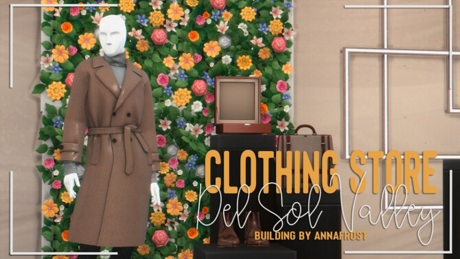 Clothing Store In Del Sol Valley