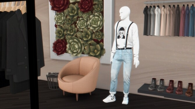 Sims 4 Clothing Store In Del Sol Valley at Anna Frost
