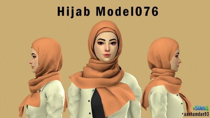 Sims 4 Hijab Model 076 & Malika Suits at Aan Hamdan Simmer93