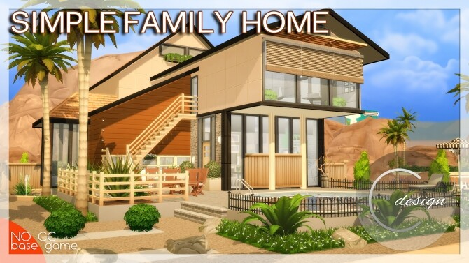 Simple Family Home