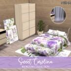 Sweet Carolina Bedroom by neinahpets