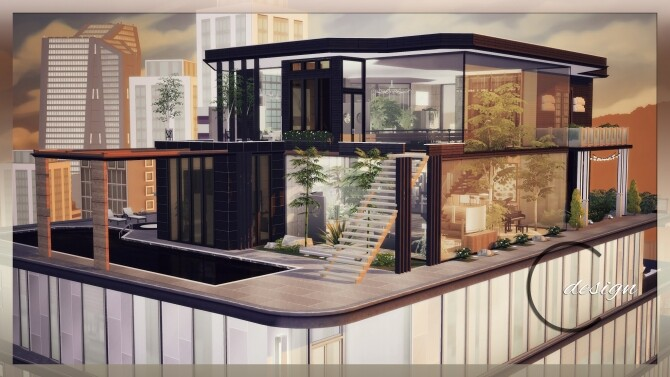 Luxury Apartment at Cross Design image 2893 670x377 Sims 4 Updates
