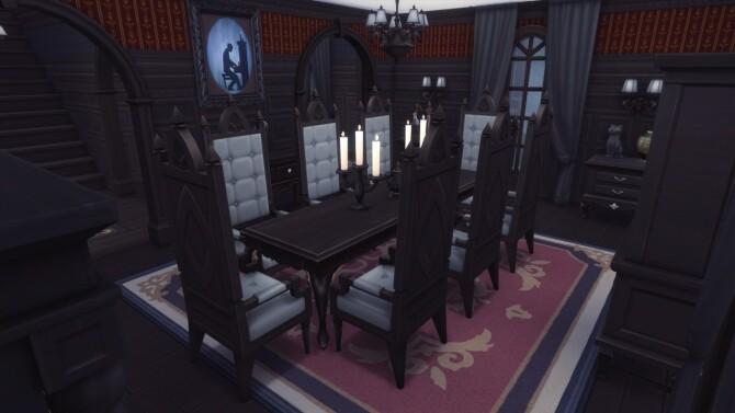 Sims 4 Blackstone Manor at Happy Life Sims