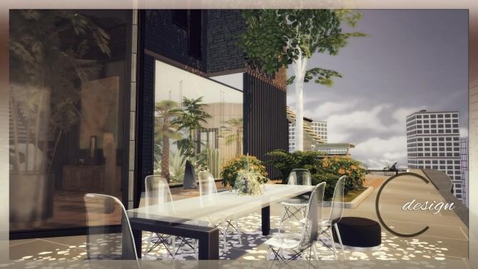 Luxury Apartment at Cross Design image 29111 670x377 Sims 4 Updates