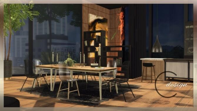 Luxury Apartment at Cross Design image 29210 670x377 Sims 4 Updates