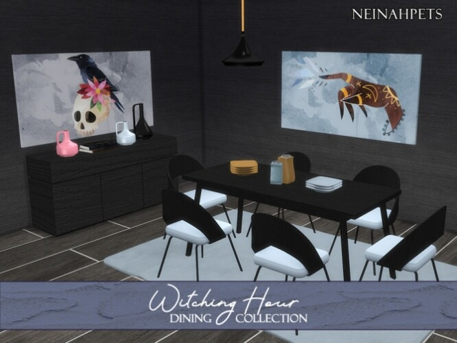 Witching Hour Dining by neinahpets