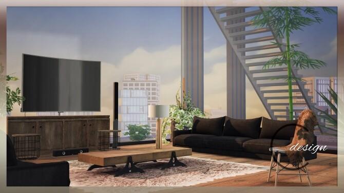 Luxury Apartment at Cross Design image 2943 670x377 Sims 4 Updates
