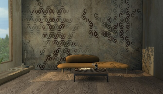Ancestral Wall Murals at Tilly Tiger image 295 670x387 Sims 4 Updates