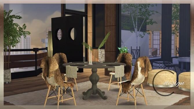 Luxury Apartment at Cross Design image 2953 670x377 Sims 4 Updates
