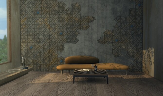 Ancestral Wall Murals at Tilly Tiger image 299 670x394 Sims 4 Updates