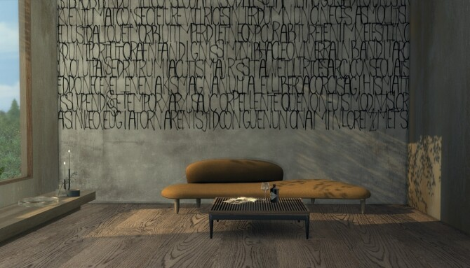 Ancestral Wall Murals at Tilly Tiger image 300 670x383 Sims 4 Updates