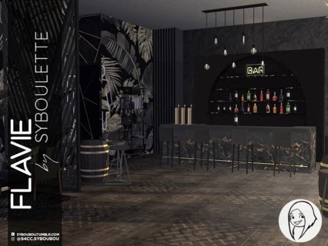 Flavie Bar set Part 1 by Syboubou