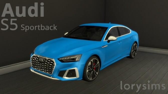 Audi S5 Sportback by LorySims