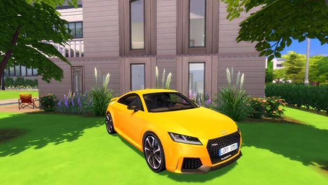 Audi TTRS at LorySims image 31010 670x377 Sims 4 Updates