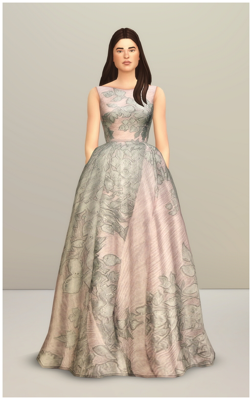 Sims 4 Dress Collection I  2 at Rusty Nail