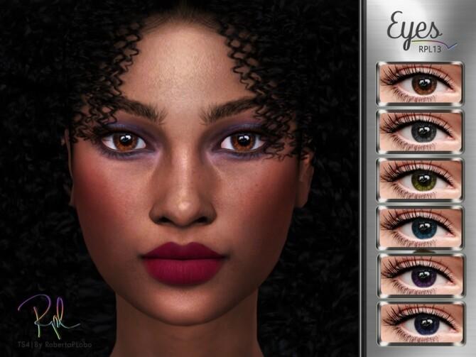 Sims 4 Eyes RPL13 by RobertaPLobo at TSR