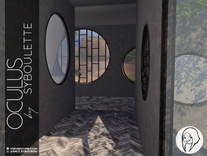 Oculus Window Set by Syboubou