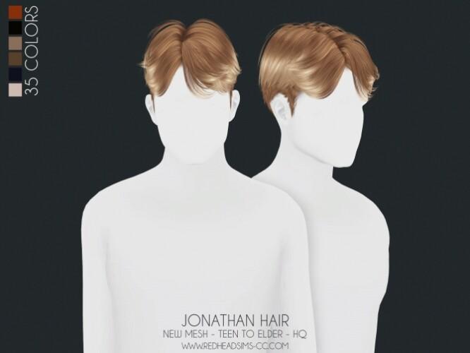 JONATHAN HAIR ALL AGES