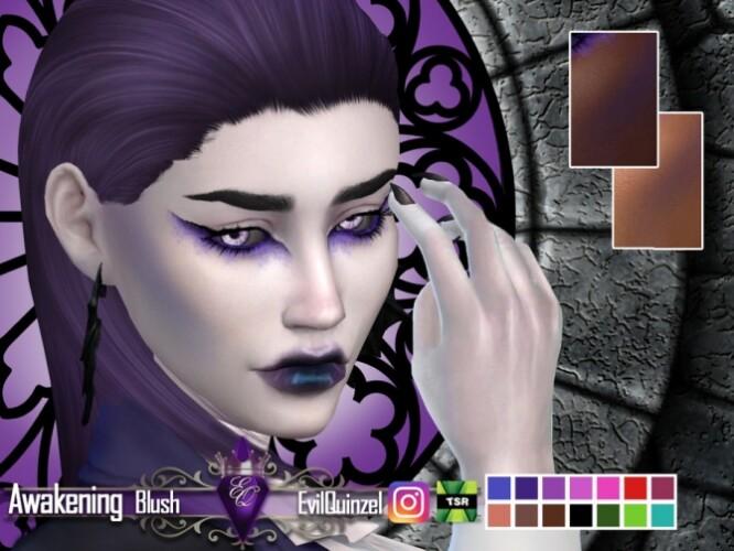 Awakening Blush by EvilQuinzel