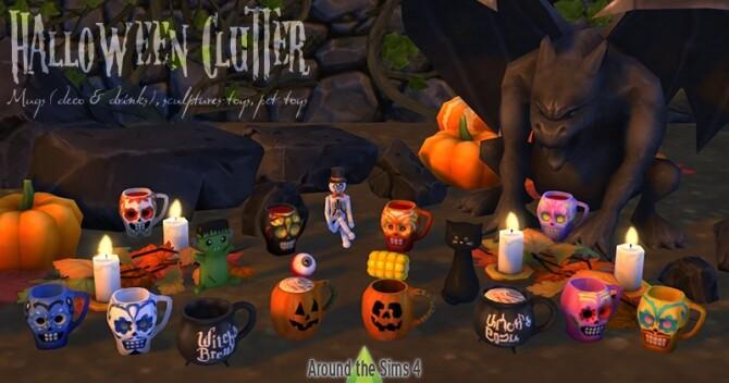 Halloween Clutter