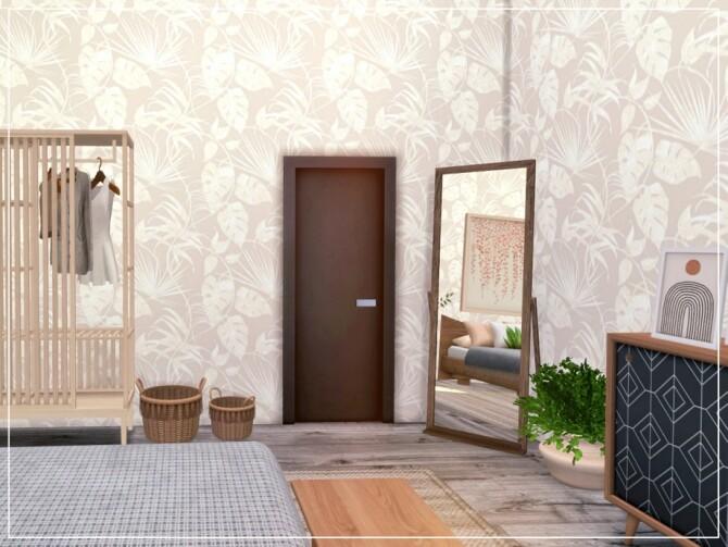 Sims 4 Calma bedroom by Summerr Plays at TSR