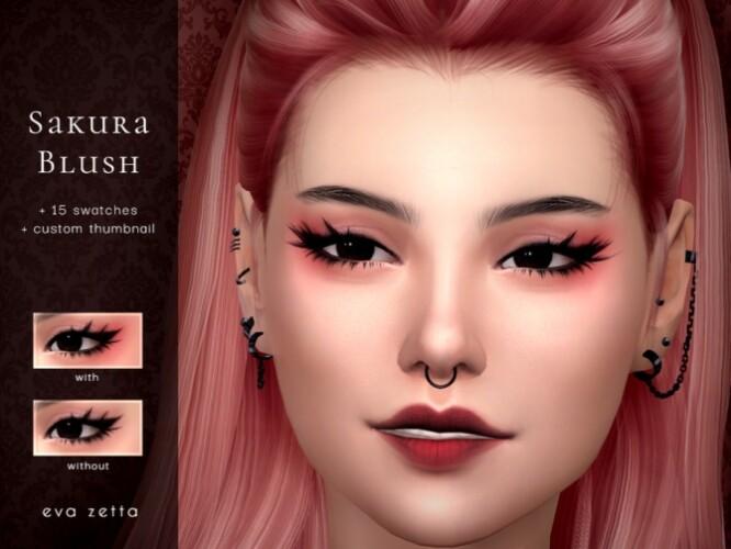 Sakura Blush by Eva Zetta
