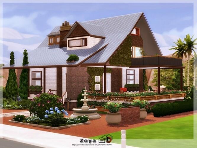 Zoya home by Danuta720